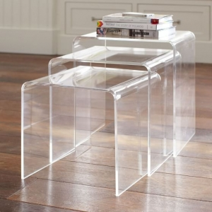 Transparent acrylic furniture para la venta