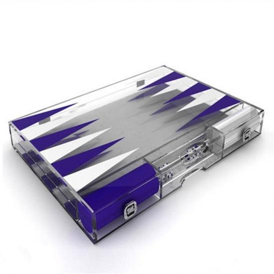 Precio De Fabrica Juego De Mesa De Ajedrez Y Backgammon 2 En 1